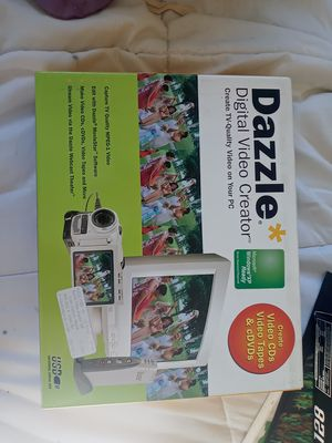 New in box dazzle digital video creator for Sale in Whittier, CA