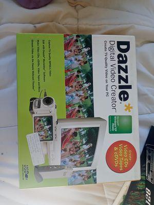 New in box dazzle digital video creator for Sale in Whittier, CA