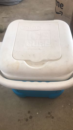 Small igloo cooler for Sale in Fountain Valley, CA
