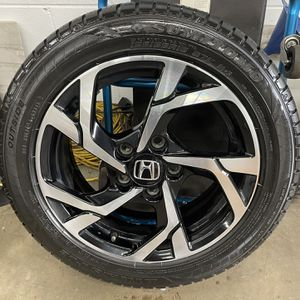 "2016 Honda CR-Z Hybrid 16"" Wheels & Tires!! (Mint Condition) for Sale in Gaithersburg, MD"
