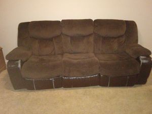 Reclining couch and love seat for Sale in Lexington, KY