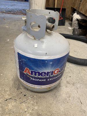 Propane tank $15 for Sale in Chicago, IL