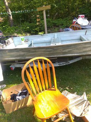 Yacht club fishing boat for Sale in Harrison, MI