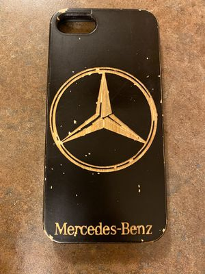Mercedes-Benz iPhone 6/7/8 Wooden Case for Sale in Bloomington, MN