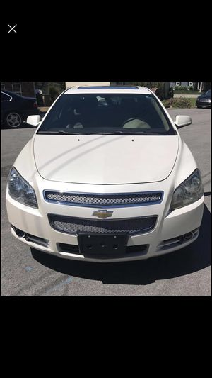 2012 Chevy Malibu runs good just got new truck and ready to let go of my Malibu brand new battery check engine light on and don't know why for Sale in Nashville, TN