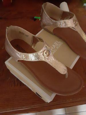Michael Kors sandals size 5 for Sale in San Antonio, TX