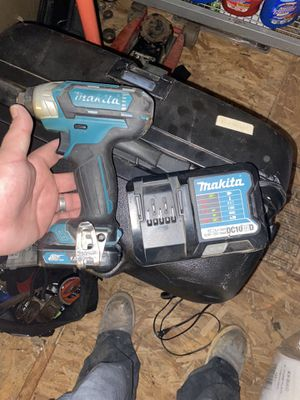 Makita Drill and charger for Sale in Compton, CA