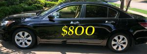 ✅📗URGENTLY $8OO I sell my family car 2OO9 Honda Accord Sedan EX-L Runs and drives very smooth.Clean title!!✅📗 for Sale in Port St. Lucie, FL