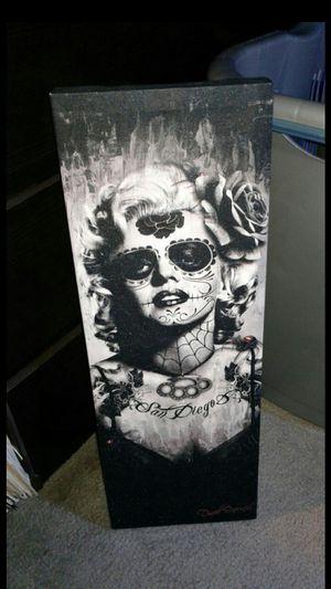 Canvas Maryln Monroe for Sale in Chula Vista, CA