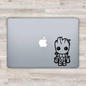 Groot MacBook Decal Marvel MacBook Sticker for Sale in Lakeside, CA