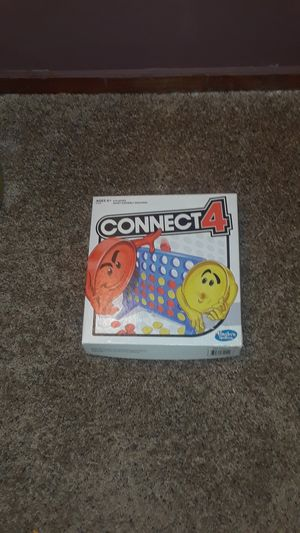 Connect 4 board game for Sale in Saint Paul, MN