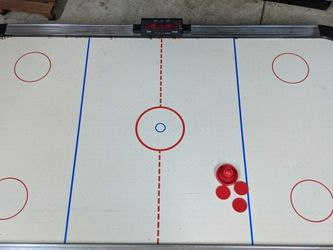 Air Hockey Table For Free (Needs Power Reconnected) for Sale in Grove City,  OH