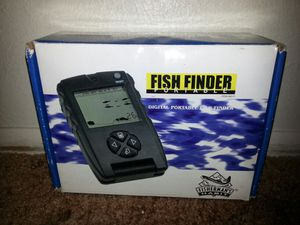 Digital Portable Fish Finder for Sale in Colorado Springs, CO
