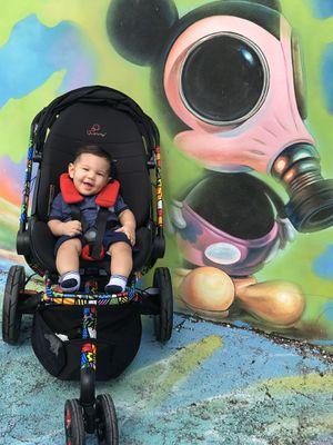 Quinny Britto edition stroller for Sale in Cutler Bay, FL