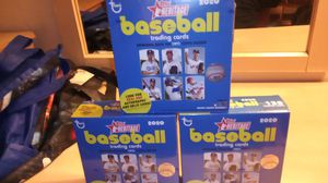 3 factory sealed boxes of Topps Baseball Heritage 2020 for Sale in Saint Regis Park, KY