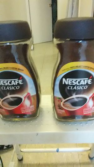 Nescafe clasico for Sale in Sausalito, CA