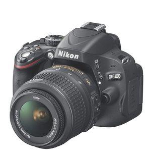 Nikon D5100 DSLR Camera with 18-55mm for Sale in Arlington, VA