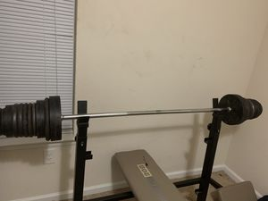 Weight set for Sale in Columbia, SC