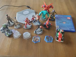 Ps4 Disney infinity set for Sale in Kissimmee, FL
