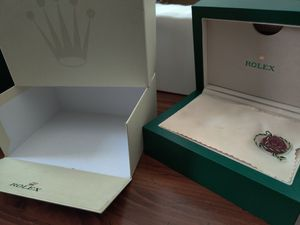 Rolex Box Kit for Sale in Bloomington, MN