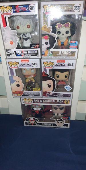 Funko pop anime lot for Sale in Boston, MA