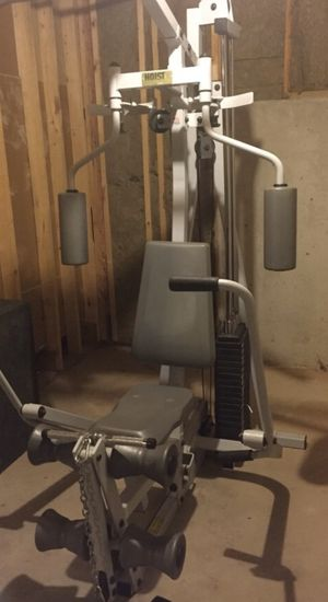 Weight machine and Total Gym for Sale in Stone Mountain, GA
