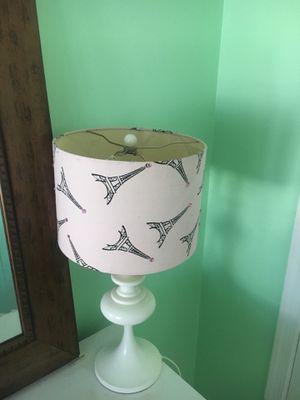 Beautiful lamp for you princess for Sale in Ashburn, VA