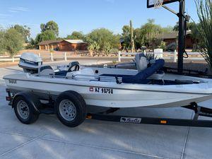 1979 Basscat 1500 vee. Bass Boat for Sale in Scottsdale, AZ