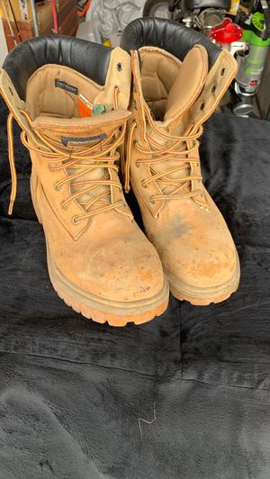 Timberland Pro Work Boots Sz. 9.5 for Sale in Lake Elsinore, CA