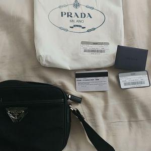 Prada Sling Side Messenger Bag for Sale in Los Angeles, CA