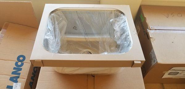 Blanco laundry sink