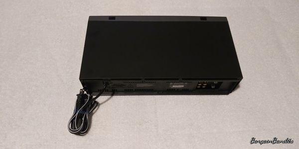 VINTAGE PROSCAN 4-HEAD VCR VHS CASSETTE TAPE PLAYER