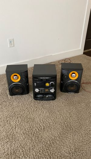 Philips stereo system. for Sale in Orlando, FL
