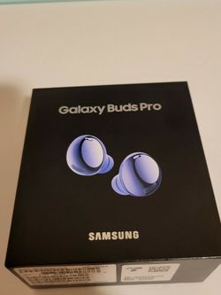 Galaxy Buds Pro BRAND NEW! Sealed In Box for Sale in Glendale,  CA