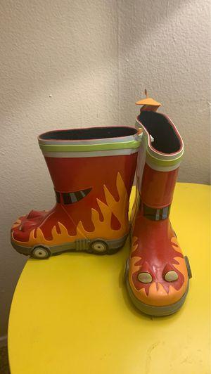 Toddler rain boots for Sale in Murrieta, CA