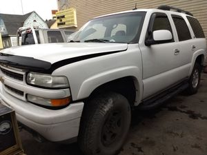 2003 Chevy Tahoe Parting out for Sale in Hoquiam, WA