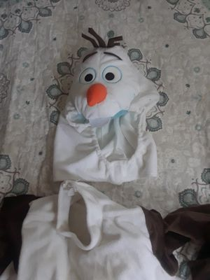 Kids Halloween Olaf Costume for Sale in Anaheim, CA