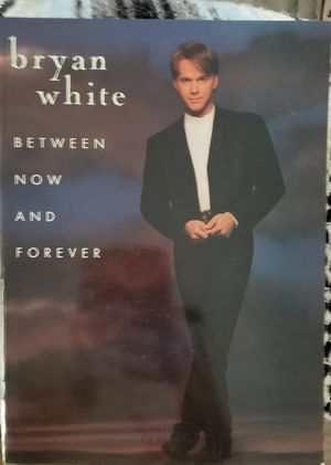 New Vintage 90's Bryan White Music Book for Sale in Valley Center, CA