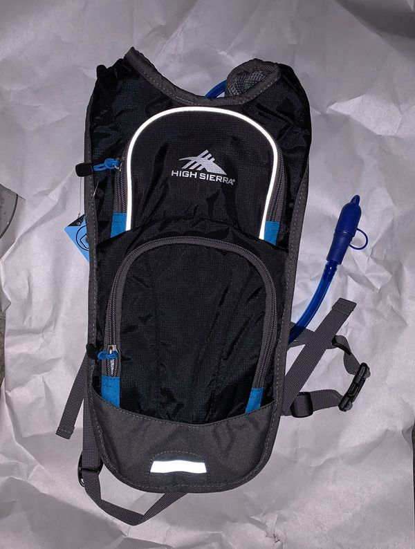 High Sierra Hydrahike 4L Hydration Pack Brand New