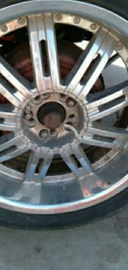 RIMES WITH TIRES for Sale in Los Angeles,  CA