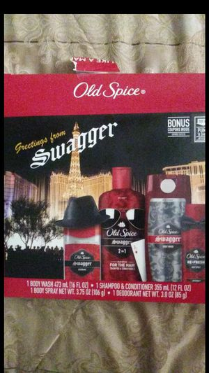 Old spice set for Sale in North Las Vegas, NV