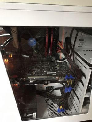 iBuyPower Gaming PC with i7 4GHz / 16GB Ram / GTX 970 Graphics Card / 1TB HD / 128GB SSD for Sale in Pinole, CA