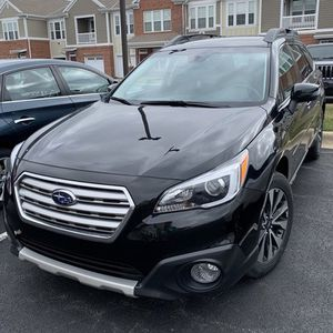 2017 Subaru Outback 3.6R Limited w/Eyesight and Moonroof for Sale in Plainfield, IL