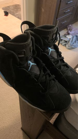 """Jordan """"UNC"""" retro 6 size 13~ hard size to find for Sale in Knightdale, NC"""