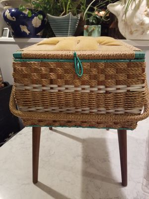 Sewing basket and sewing lot $28 all for Sale in Levittown, PA