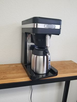 BUNN CSB3T Speed Brew Platinum Thermal Coffee Maker for Sale in Westminster, CA