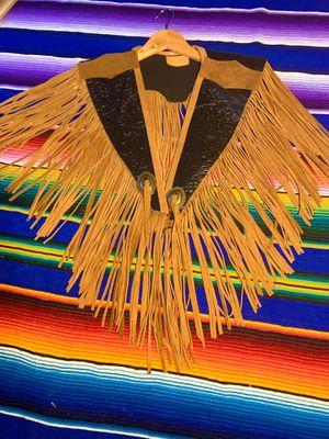 Fringe Caplet Vest Collection🤠. for Sale in Fairfield, CA