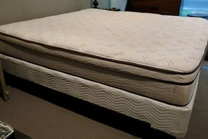 King Bed with two platforms and a frame! for Sale in Webster Groves, MO