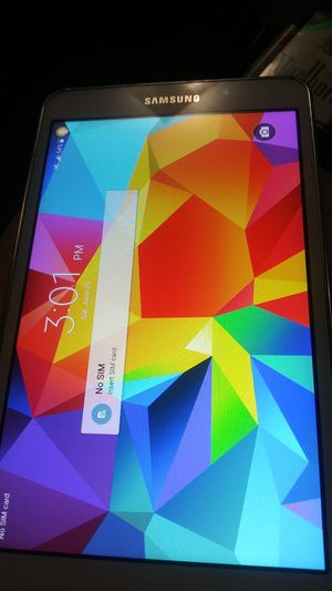 Samsung tablet for Sale in Lubbock, TX