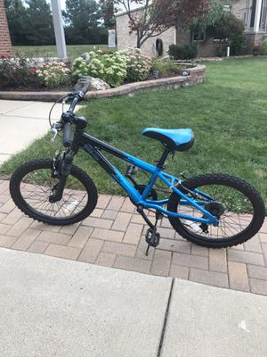 "Children's 20"" mountain bike. Like new condition. for Sale in Rockwood, MI"
